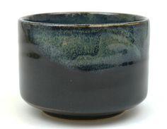 【茶器/茶道具・抹茶茶碗】美濃焼天目流し小茶碗