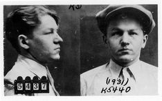 The Great Depression spawns a series of brief Midwest bank robbers & murderers,among them Baby Face Nelson.