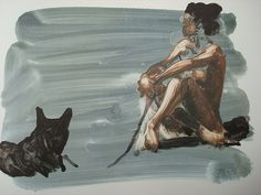 Eric Fischl14 by Neville Trickett, via Flickr