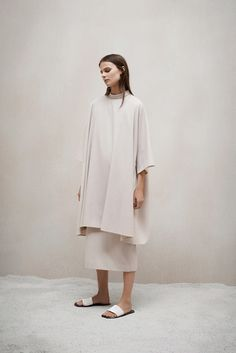The Row Pre-Fall 2015 Fashion Show - Vasilisa Pavlova