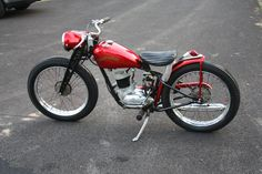 48 Harley 125  copy of a DKW