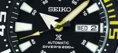 Coleção PROSPEX da Seiko apresenta o novo Diver's 200m Automatic
