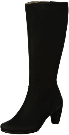 4836dc41bf ECCO Women s Sculptured 65 mm Tall Boot -- You can get additional details  at the image link.