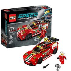 Lego Speed Champions Shipping is Free City Racing, Sports Car Racing, Best Rc Cars, Kids Birthday Presents, Lego City Police, Lego Speed Champions, Lego Marvel's Avengers, Lego For Kids, Vintage Lego