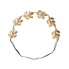 greek leaf headband by Eddera. Pretty for a wedding.
