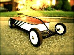 Custom Kids Wagon, Hot Rod Wagon,