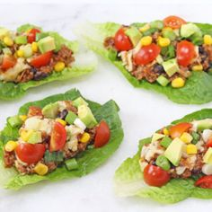 Packed full of protein these Slow Cooker Quinoa Lettuce Cups make a delicious, healthy and fun dinner for the whole family Slow Cooker Quinoa, Slow Cooker Chili, Healthy Slow Cooker, Slow Cooker Recipes, Crockpot Recipes, Cooking Recipes, Healthy Recipes, Nut Recipes, Healthy Dishes