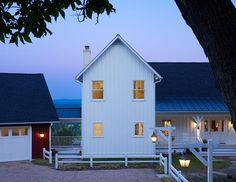 Modern Farmhouse by...