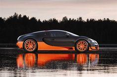 Bugatti Veyron Super Sports Car 05