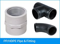 We accommodate to the burden of our valued clients with superiority range of HDPE pipe fittings. The array of Polypropylene and HDPE Pipe Fitting are manufacturer of improved quality and wide-ranging grade material used in ultra model technology of long catalog service life.