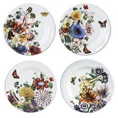 The exclusive #Juliska #dinnerware collection brings you stunning #partyplates for your #kitchen.