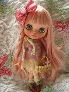"""IMG_5786...""""Hello....my name is Heaven."""" by Lindy Dolldreams, via Flickr"""