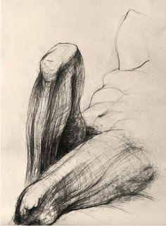 Drawings by Eva Grochová, via Behance