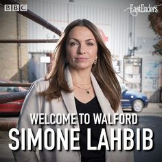 Credit to @bbceastenders : Simone Lahbib will be joining the cast of #EastEnders this autumn! We can't tell you much about her storylines yet… but she will have links to Mick Carter. Hmm. #News