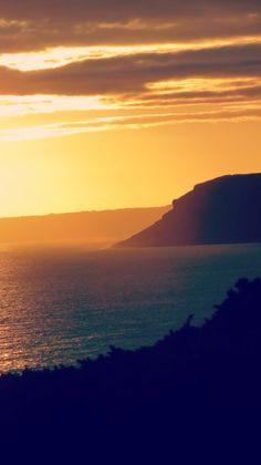 #Swansea #Sunset