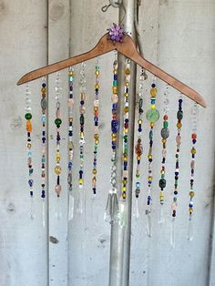 Beaded windchimes