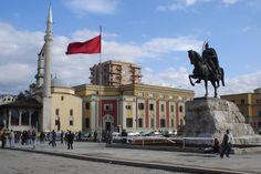 Tirana, Albania. TAKE ME BACK <3