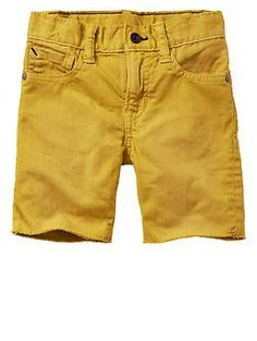 Frayed denim shorts | Gap