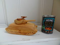 Wooden toy, Tank Sherman- vintage style, handmade, hand crafted ,high quality