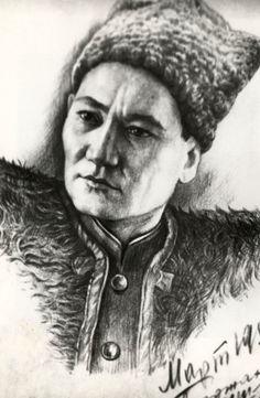 Герои Советского Союза, герои ВОВ, Бауржан Момышулы
