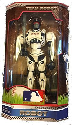 MLB Houston Astros 10Inch Fox Sports Team Robot * See this great product.Note:It is affiliate link to Amazon.