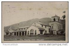 CARACAS VENEZUELA Country Club Blandin c1910