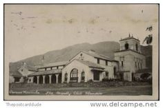 CARACAS VENEZUELA Country Club Blandin c1910