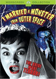 "FULL CLASSIC FILM! ""I Married a Monster from Outer Space"" (1958) REMASTERED! 