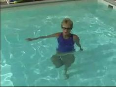 Water Aerobics Exercises : How to Combine Moves in Water Aerobics