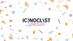 I had a chance to work on the logo title for Iconoclast Special http://www.iconoclast.tv/special/  at Elmotion Lab http://elm0.tv  We decided to go for fun with creative mind and colorful style, like what we are doing right now. Simple shape movement and 3D piece. Pattern designed and animated by Camille Foxie and Loïs De Cornulier