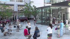 PHDA Highland Fling Flashmob July 2012