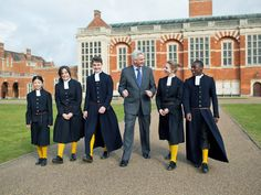 Still wear the same uniform from Victorian times Gallery | Christ's Hospital - Independent boarding school, West Sussex