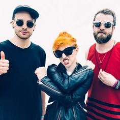 Paramore at Hangout Music Festival 2015Photo by Josh Tellesx