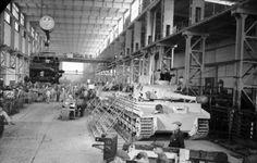 Tiger Tank production 1943
