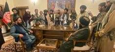 What do we know about the Taliban's political agenda? Ashraf Ghani, Freedom Of The Press, Islamic Teachings, Music School, Water Systems, Natural Resources, Ny Times, The Past, Politics