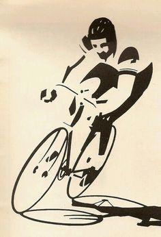 vélo graphique