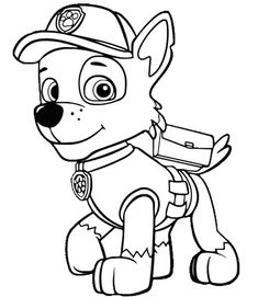 Paw Patrol Coloring Pages . Paw Patrol Coloring Pages . Paw Patrol Super Pups Colouring Page Coloring Pages Paw Patrol Rocky, Nick Jr Paw Patrol, Rubble Paw Patrol, Paw Patrol Party, Paw Patrol Birthday, Nick Jr Coloring Pages, Paw Patrol Coloring Pages, Cartoon Coloring Pages, Animal Coloring Pages