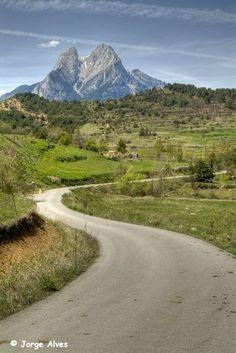 Des de Maçaners, el Pedraforca,   Berguedà  Catalonia