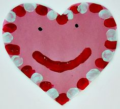 Valentine Crafts For Kindergarten | Preschool Valentine-Heart-Valentine-Craft-For-Preschoolers