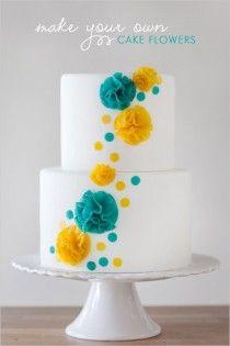Moderne Wedding Cakes