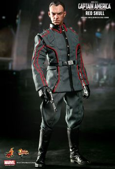 Hot Toys : Captain America: The First Avenger - Red Skull 1/6th scale Collectible Figurine