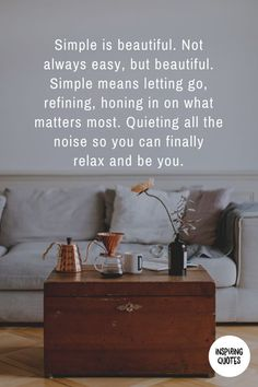 Minimalist Organization Simple Living Truths 65 Ideas For 2019 Minimalist organization simple living truths 43 Ideas Minimalist Kids, Becoming Minimalist, Minimalist Lifestyle, Minimalist Living, Minimalist Kitchen, Minimal Quotes, Simplicity Quotes, Image Citation, Lifestyle Quotes