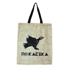 Torba Kaczka zrealizowana na podstawie oryginalnej grafiki  Do zamówienia poprzez: https://www.facebook.com/pracowniasylwii