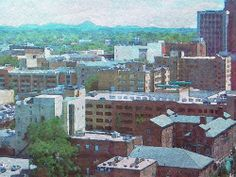 Knoxville - City View