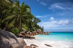 Anse Georgette, La Digue Seychellen