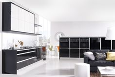 The latest colour trends in kitchen design