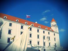 El Castillo Bratislava, San Francisco Ferry, Building, Travel, Castles, Voyage, Trips, Buildings, Viajes