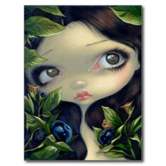 """Poisonous Beauties I: Belladonna"" Postcard you will get best price offer lowest prices or diccount couponeHow to          	""Poisonous Beauties I: Belladonna"" Postcard Review from Associated Store with this Deal..."