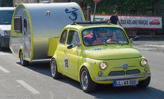 Fiat 500 a Garlenda di Fabio Ricci 6