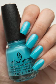 China Glaze- UV Meant To Be